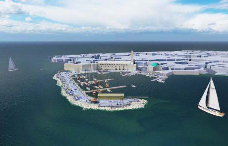 נמל עכו והטיילת ישופצו בהשקעה של כ-30 מיליון שקל