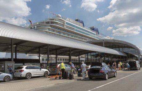 הוריזון – טרמינל קרוזים חדש בנמל סאות'המפטון