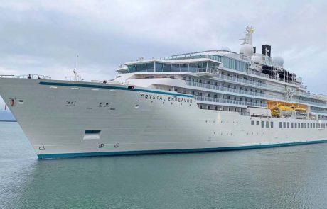 קריסטל אנדיבור תפליג לראשונה ממיאמי בחודש אוקטובר 2021