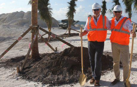 Ocean Cay MSC: היכו שורשים בחוף מבטחים