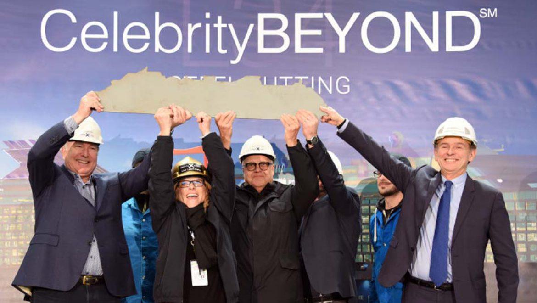 Celebrity Beyond – האונייה השלישית מסדרת אדג'