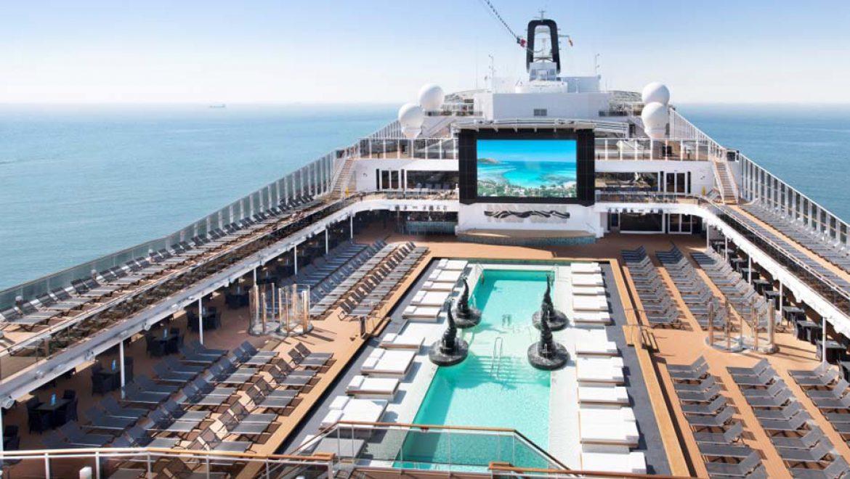 האונייה MSC Virtuosa תציע הפלגות לישראלים בים התיכון