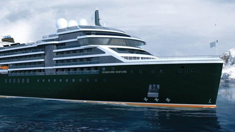 סיבורן מבטלת הפלגות, מסירת האונייה החדשה נידחת