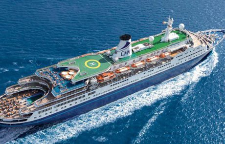 המשבר הביא לשקיעתה של חברת Cruise & Maritime Voyages
