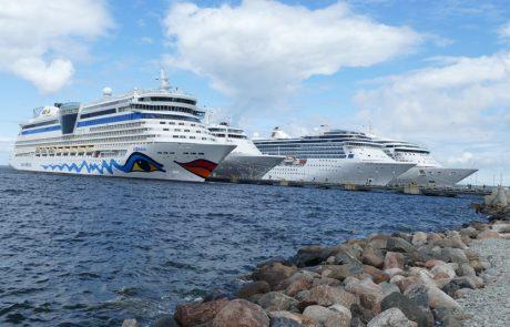שוק הקרוזים העולמי משגשג: לפחות עוד 104 אניות יתווספו עד 2027