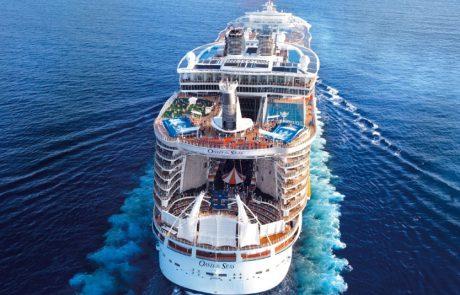 Oasis of The Seas – רויאל קריביאן