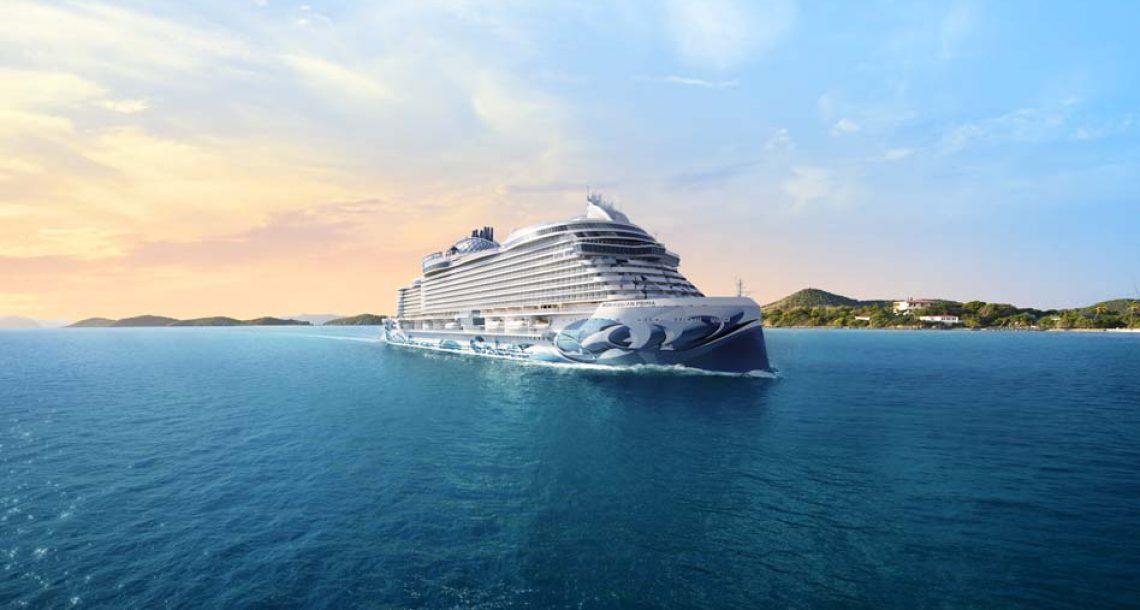 נורוויג'ין פרימה, אונייה חדשה לנורוויג'ין קרוז ליין