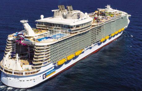 אניות הקרוזים הגדולות בעולם מצעידות את ענף השיט העולמי