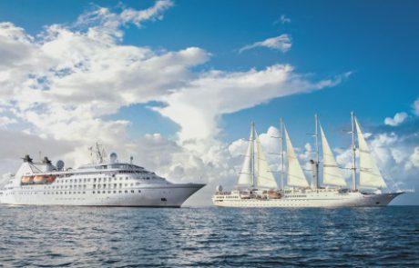 ווינדסטאר קרוזס מקרבת את ספינותיה לצפון אמריקה